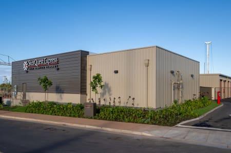 Street View of StorQuest Express - Self Service Storage in Palm Coast, Florida