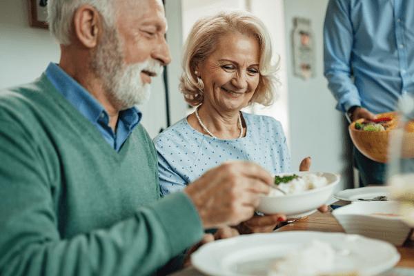 Food services at Milestone Retirement Communities