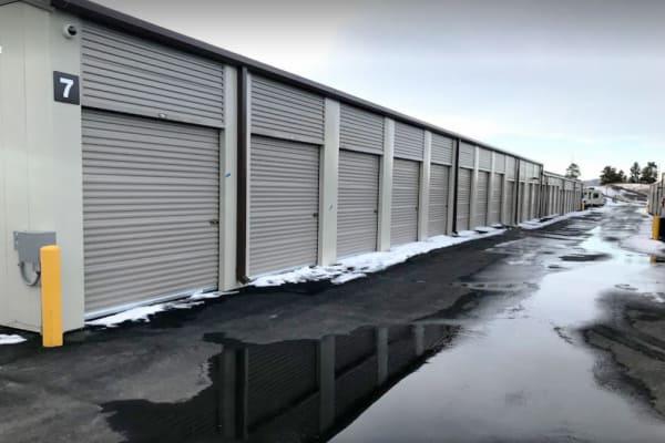 Self Storage Units Castle Rock, CO | Meadows Self Storage