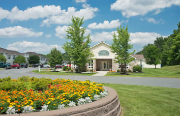 Forrest Pointe Apartments and Townhomes is a nearby community of Mill Creek Apartments