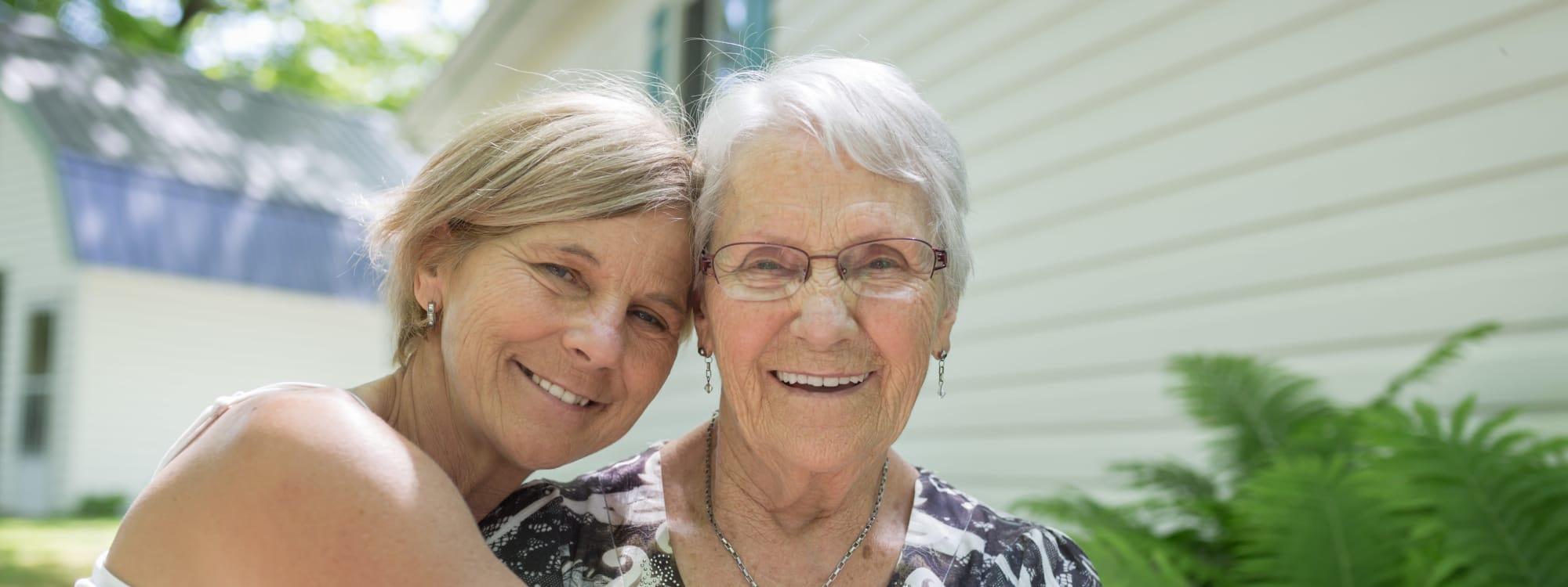 Testimonials at York Gardens in Edina, Minnesota
