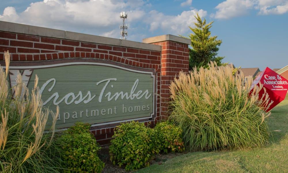 Exterior of Cross Timber in Oklahoma City, Oklahoma