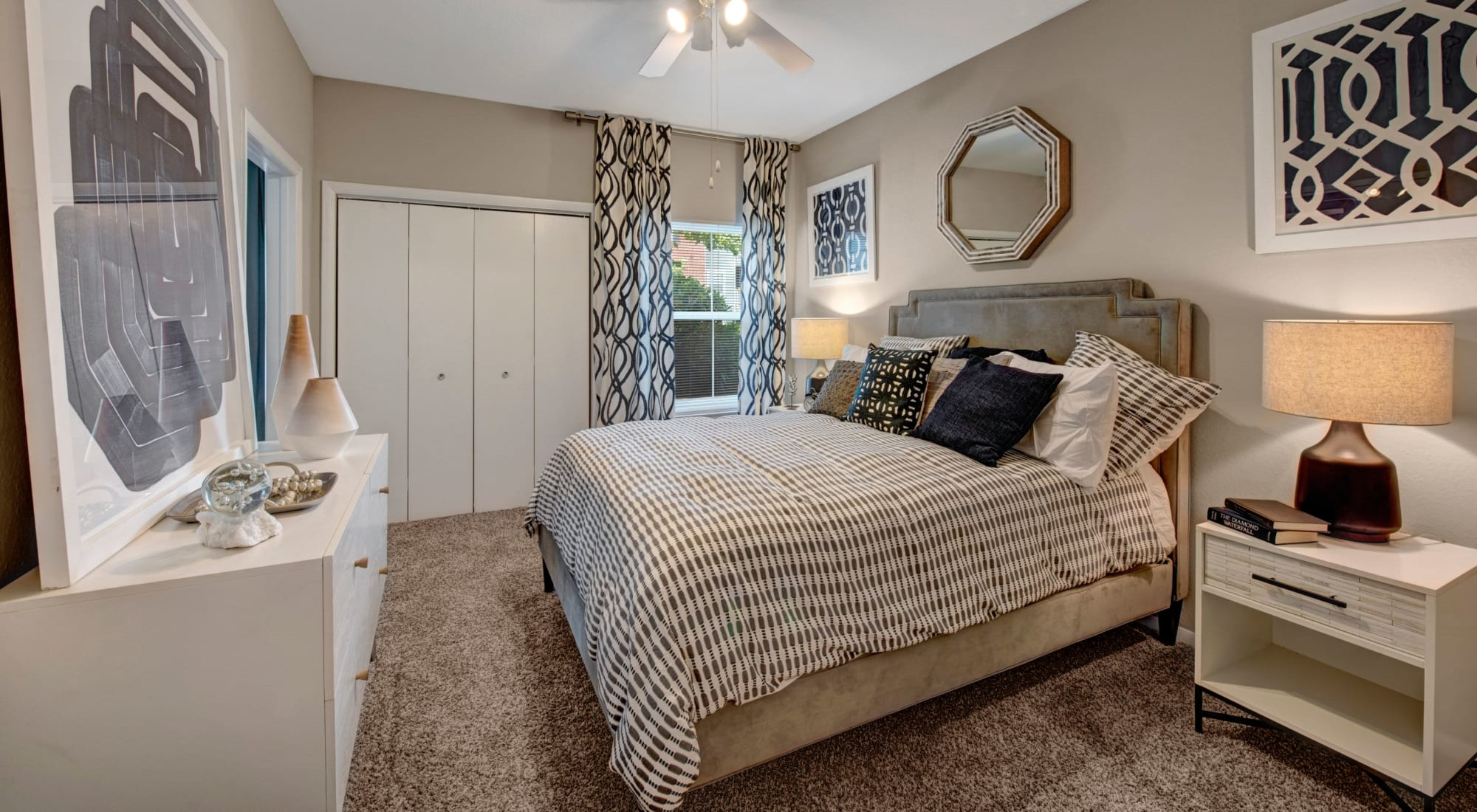 Floor plans at Woodway at Trinity Centre in Centreville, Virginia