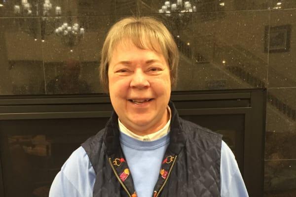 Evelyn Lyckman at Julian Estates Gracious Retirement Living in Puyallup, Washington