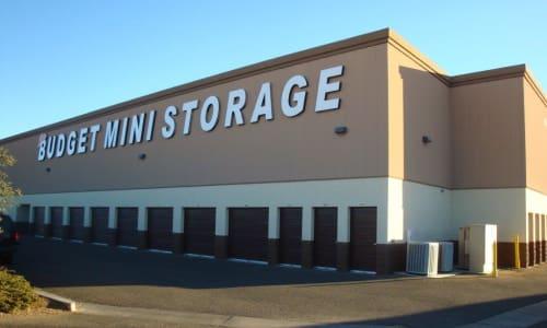 Budget Mini Storage - 9101 E. Valley Rd.