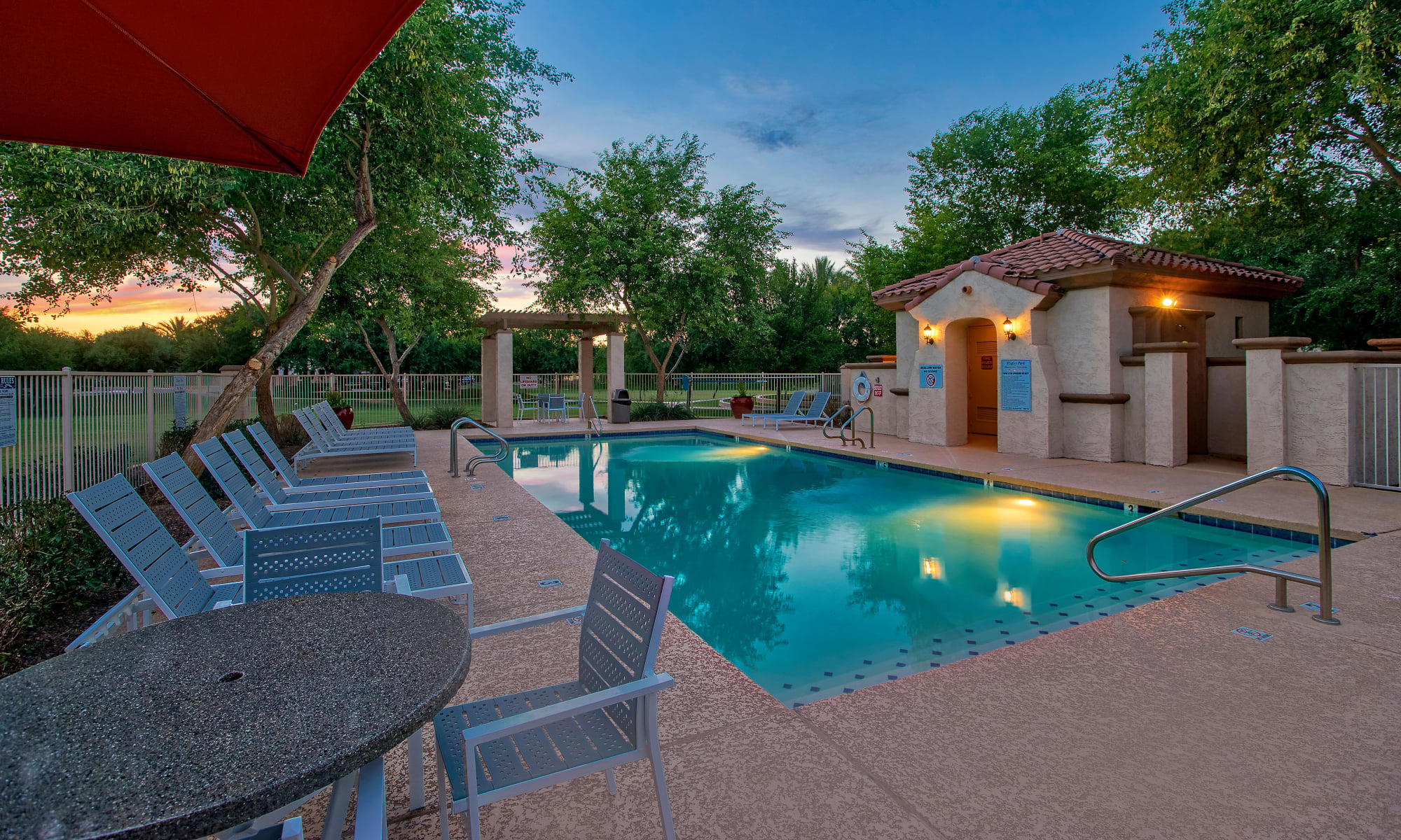 Townhomes at BB Living at Higley Park in Gilbert, Arizona