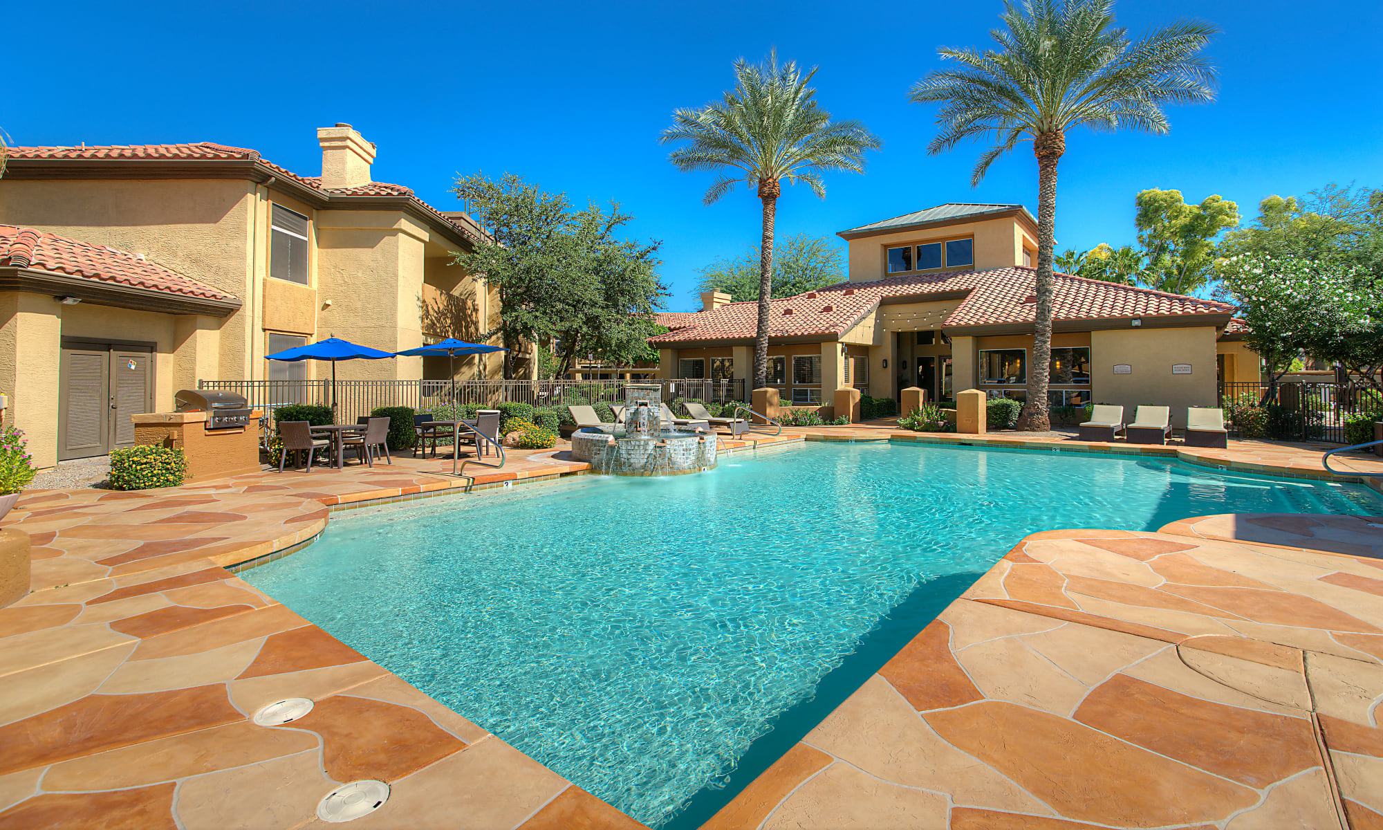 Apartments in Scottsdale, Arizona at Bellagio