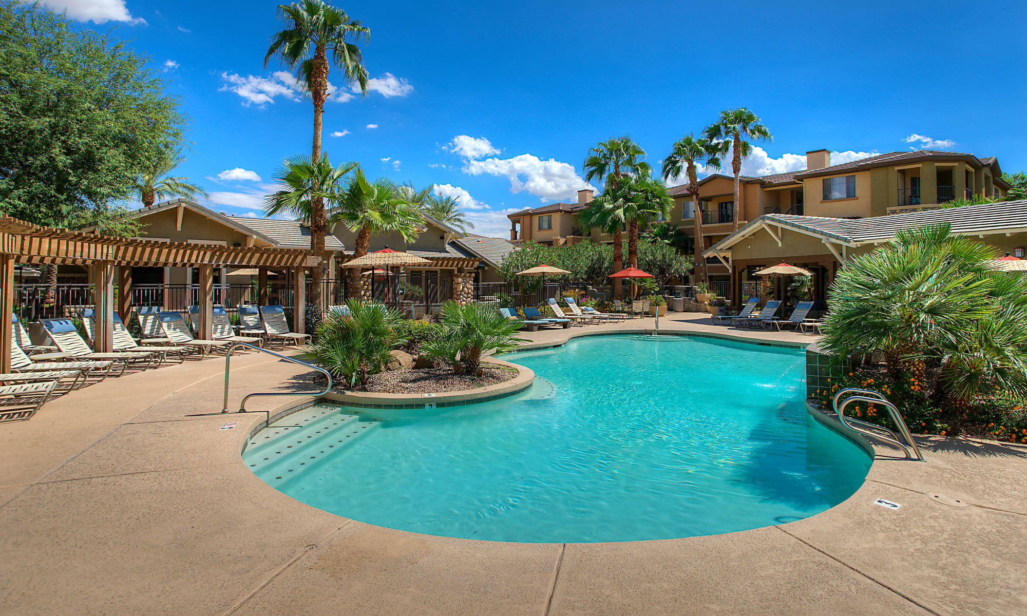 Azul at Spectrum Apartments in Gilbert, Arizona