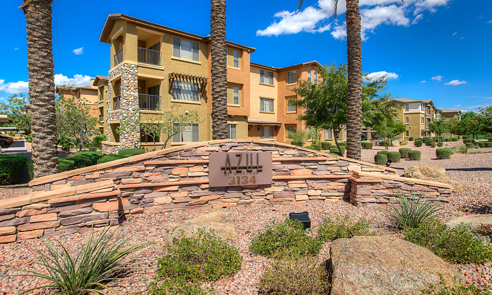 Apartments at Azul at Spectrum in Gilbert, Arizona