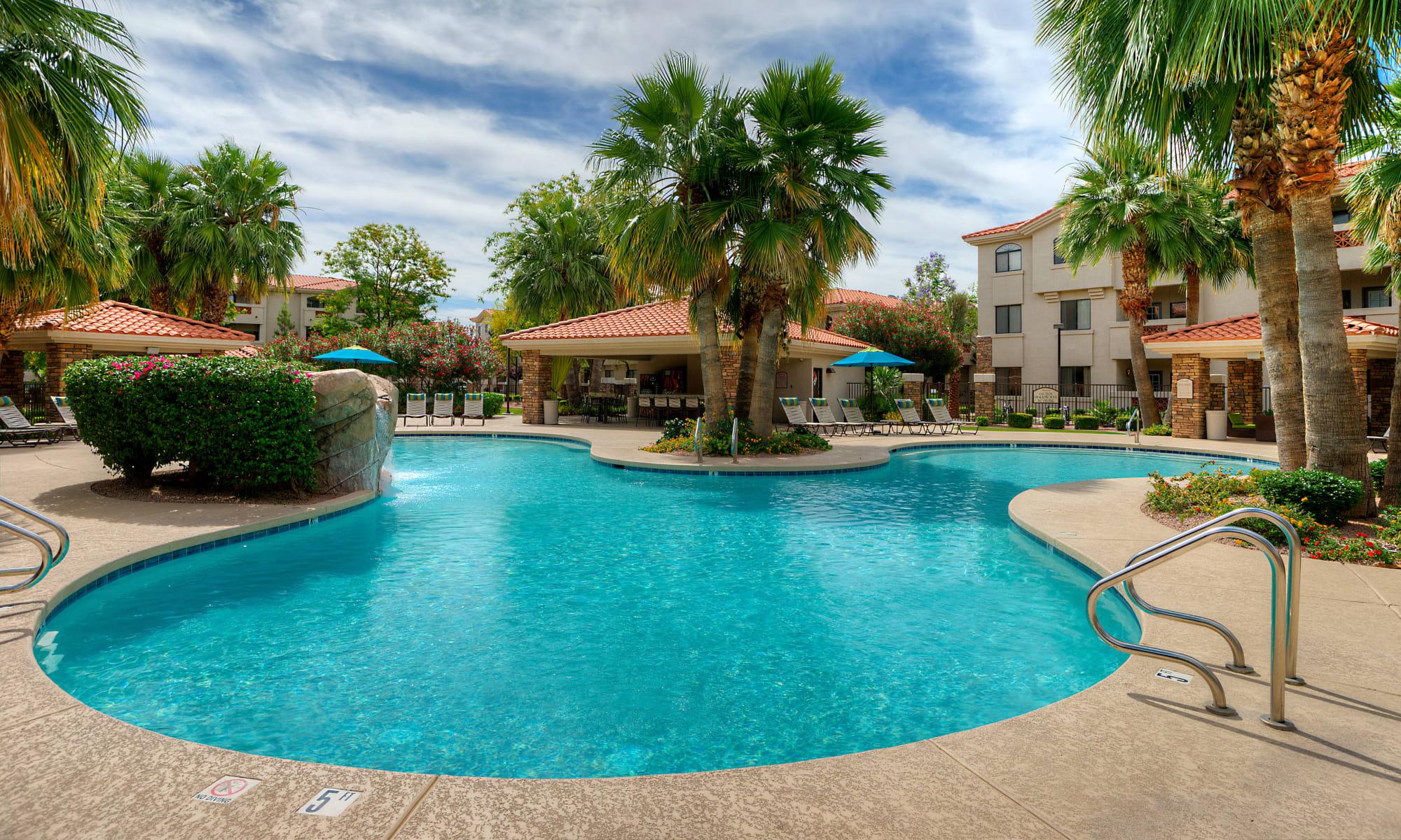 San Hacienda Apartments in Chandler, Arizona