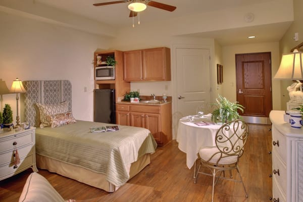 sumter place studio apartment