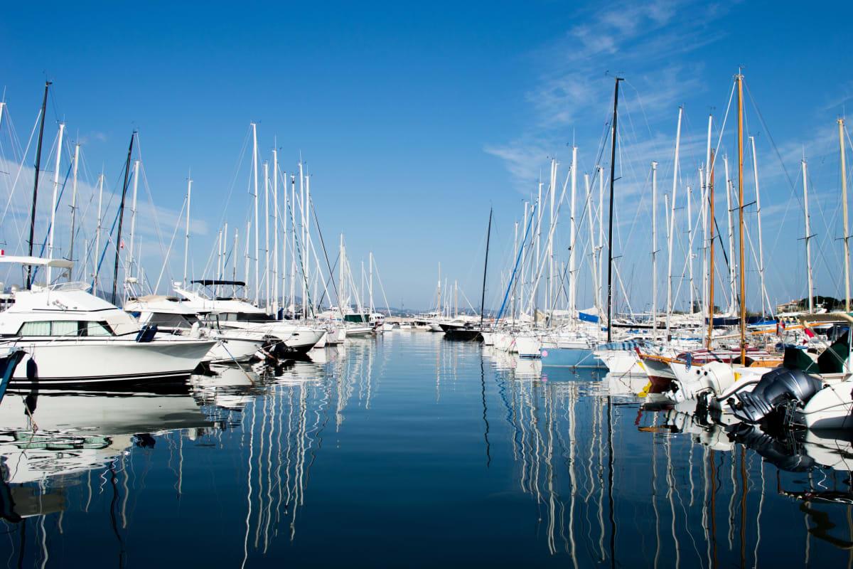 Beautiful waterfront location at The Villa at Marina Harbor in Marina del Rey, California