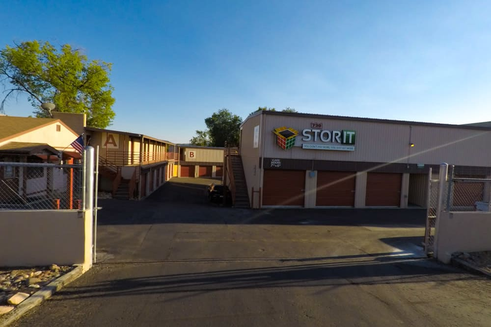 Curious about the best self storage in Prescott? Contact Stor It Self Storage today!
