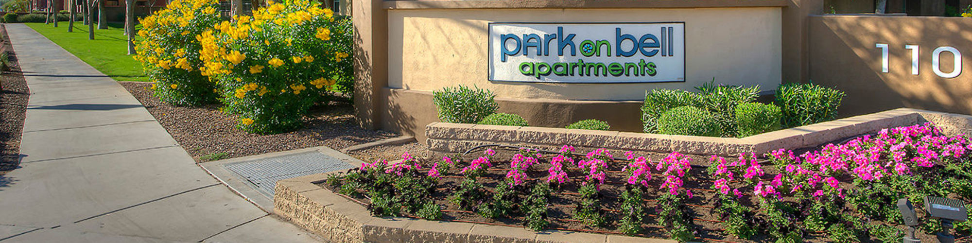 Contact us at Park on Bell in Phoenix, Arizona