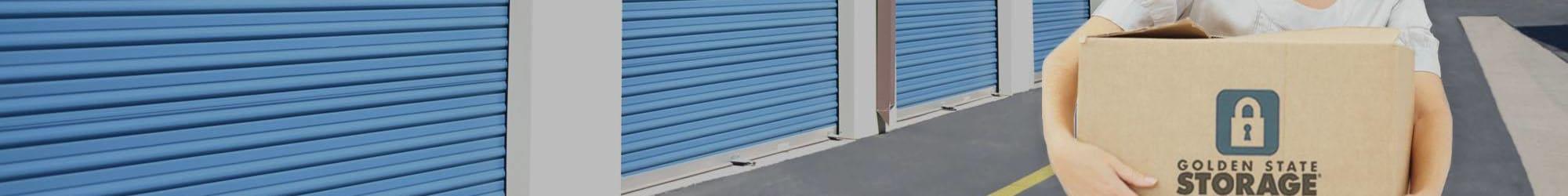 Contact Golden State Storage - Santa Fe Springs in Santa Fe Springs, California