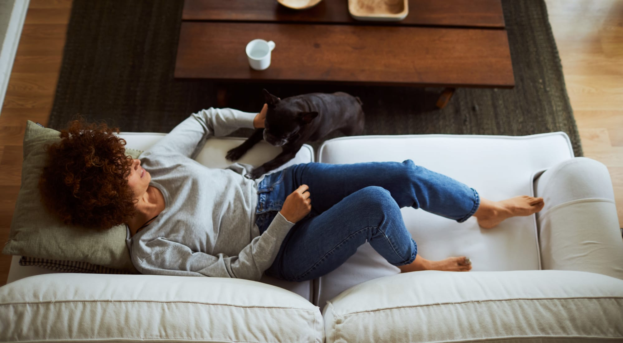 Pet-friendly apartments at Waterfield Court Apartment Homes in Aurora, Colorado