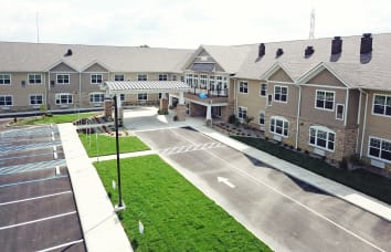 Link to Triple Creek Retirement Community's The Glen location