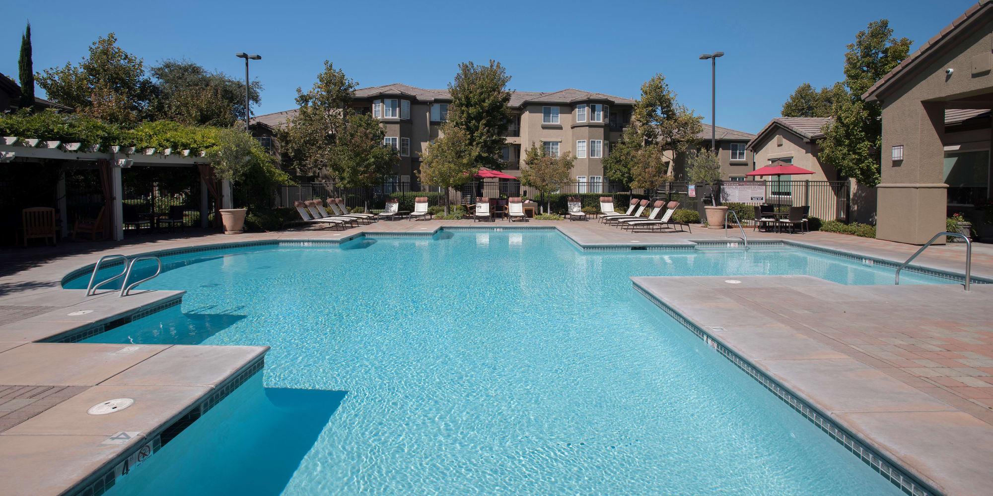 Apartments at The Artisan Apartment Homes in Sacramento, California