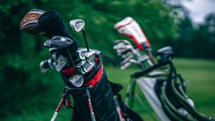 Golf clubs in a blog article on our website at Olympus Sierra Pines in The Woodlands, Texas