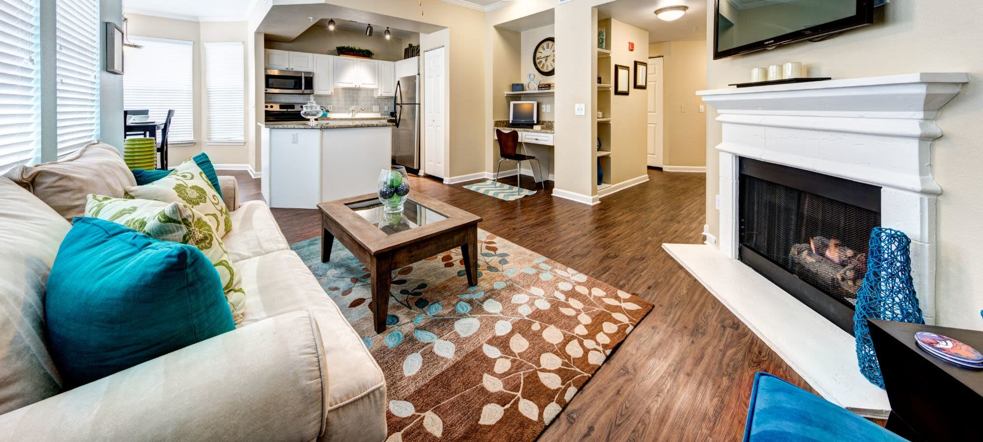 Floor plans at Marquis at Town Centre in Broomfield, Colorado