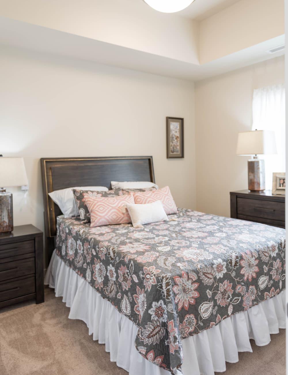 Salem Ave Albany Or Senior Living Floor Plans