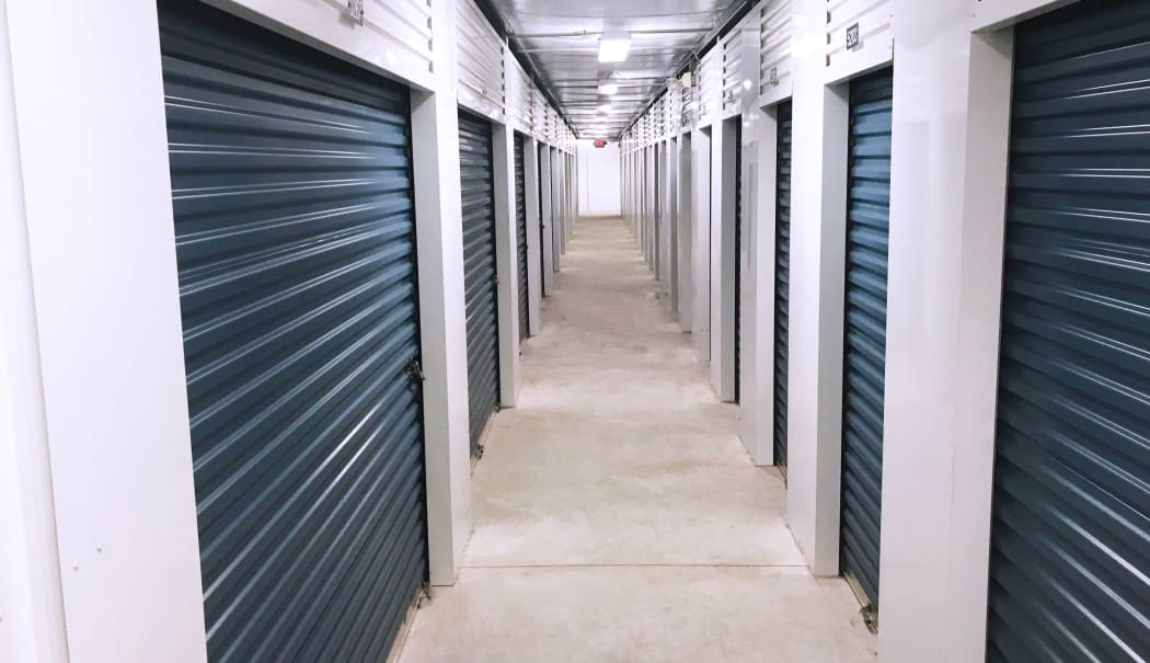 Locked unit at Prime Storage in Fair Lawn, New Jersey