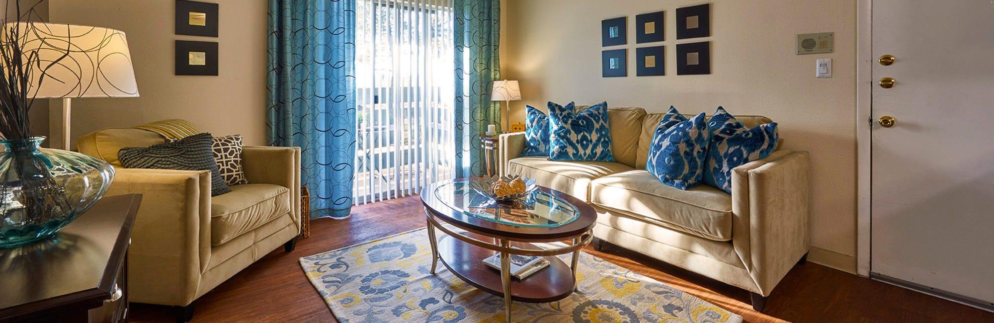 Denver, Colorado, apartments at Hampden Heights Apartments