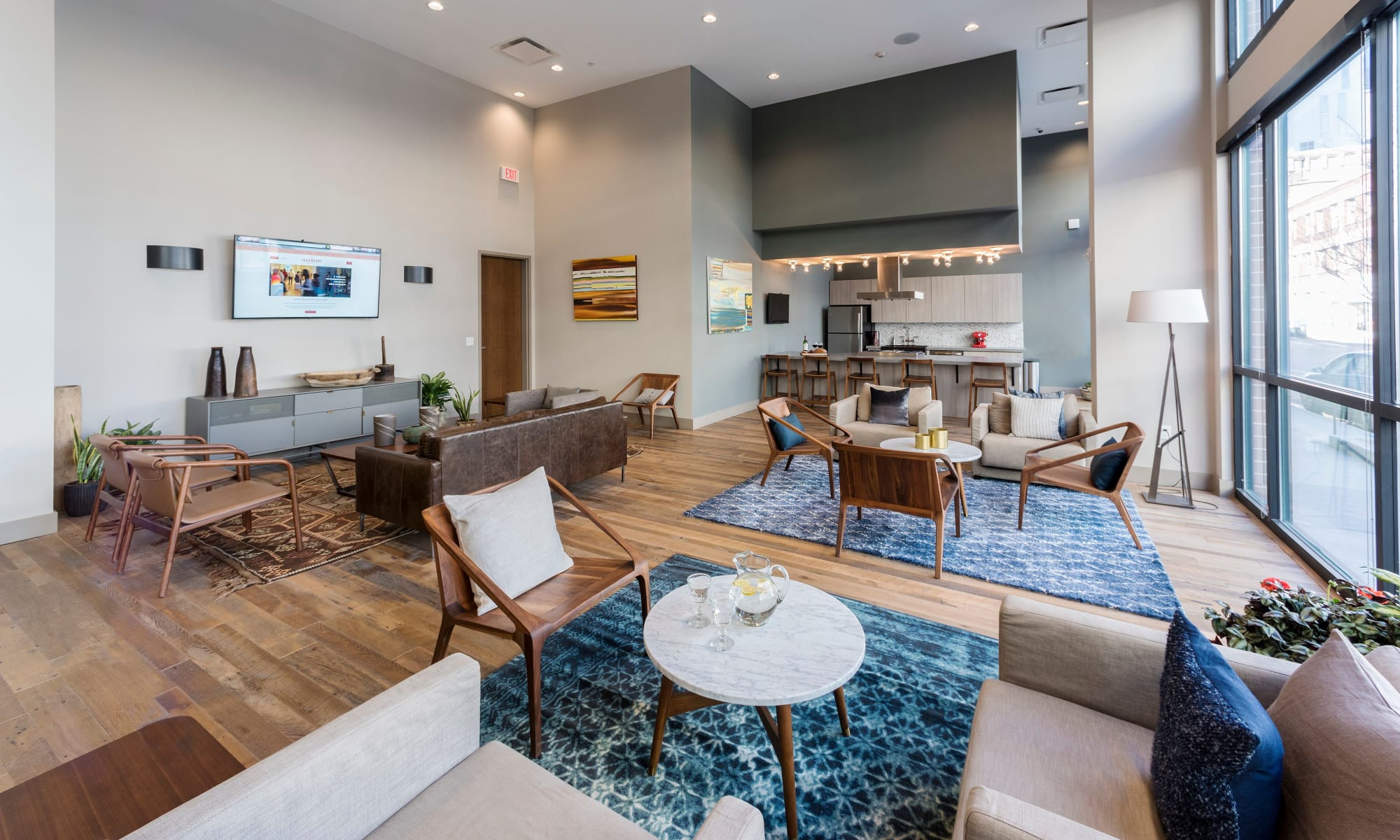 Apartments at The Paramount at South Market in New Orleans, Louisiana
