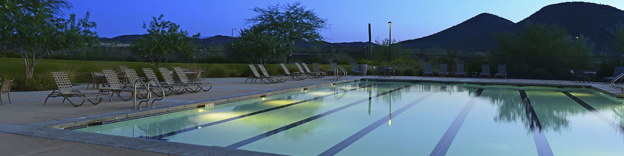 Amenities at Vistancia in Peoria, Arizona