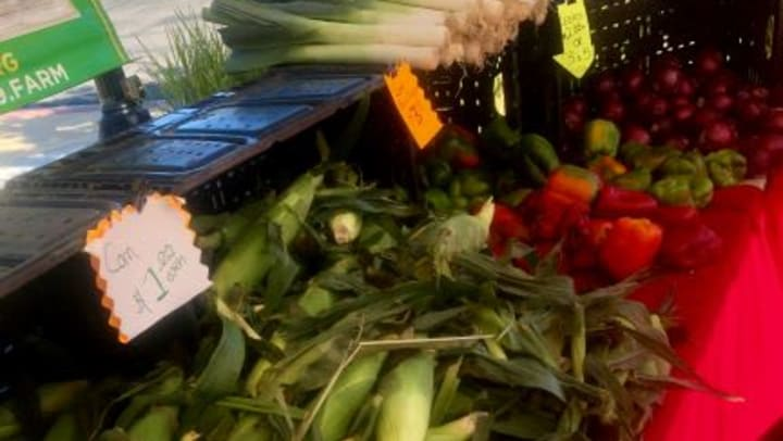Vegetables Oakley CA
