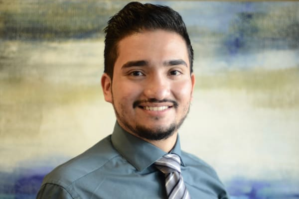 Brandon Cader - The Parc Manager of Team and Customer Care - Assisted Living and Memory Care