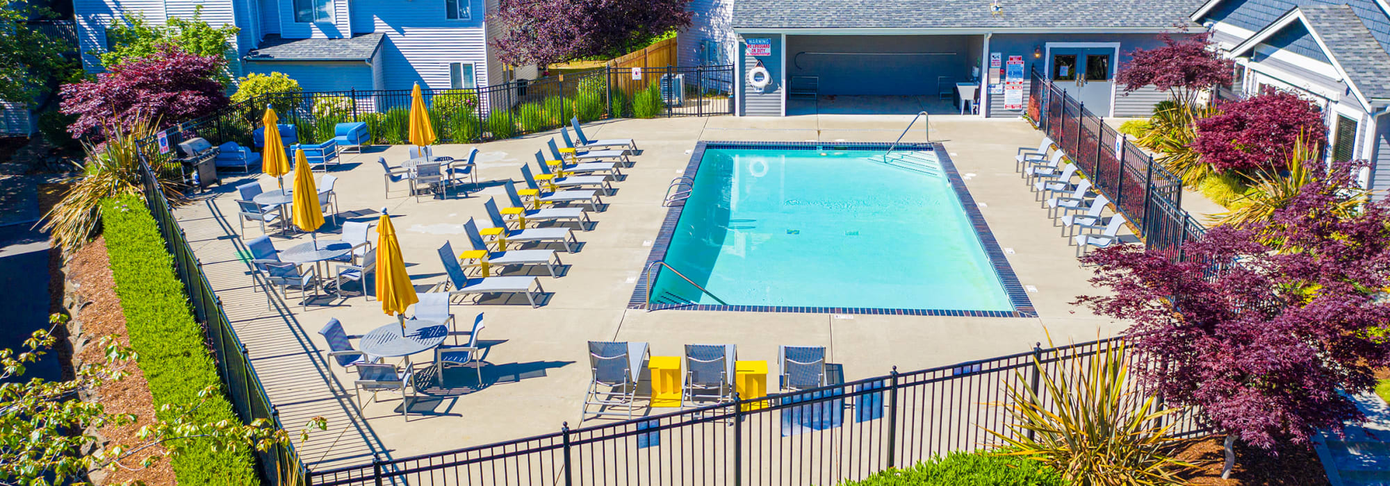 Amenities at Cascade Ridge in Silverdale, Washington