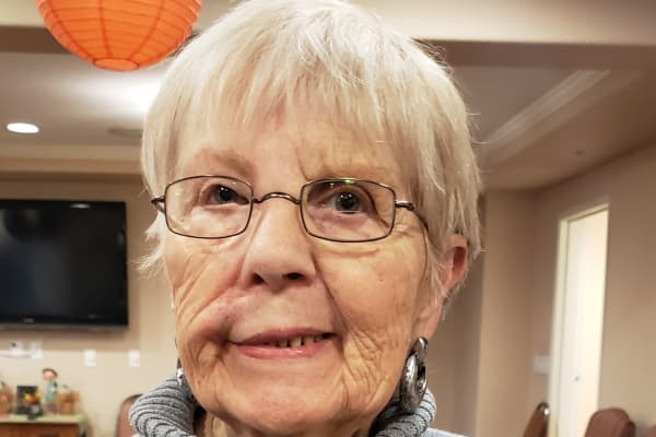 Deniece Pendleton at Colonial Gardens Gracious Retirement Living in Beverly, Massachusetts