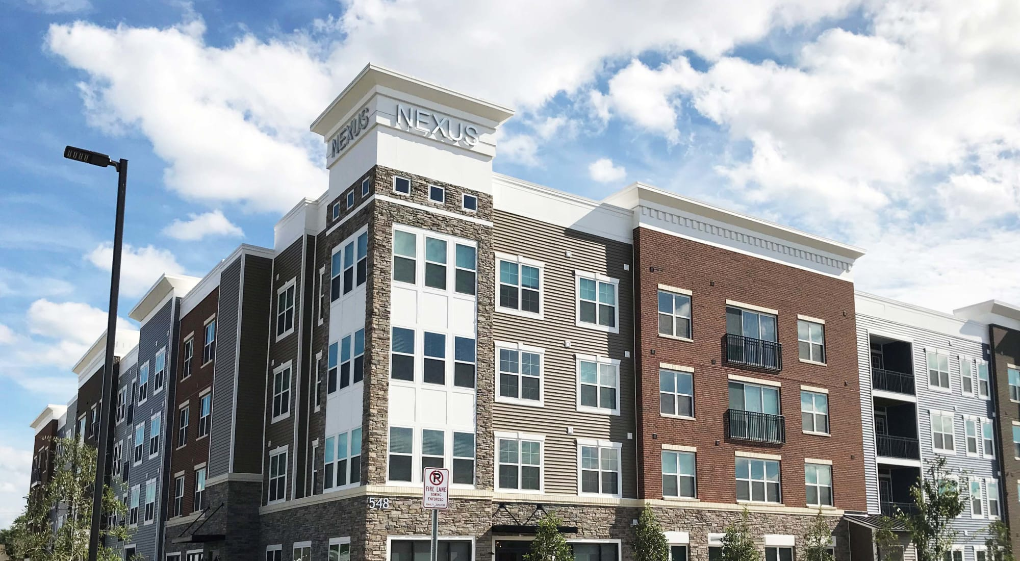 Apartments at Nexus Luxury Apartments in Virginia Beach, Virginia