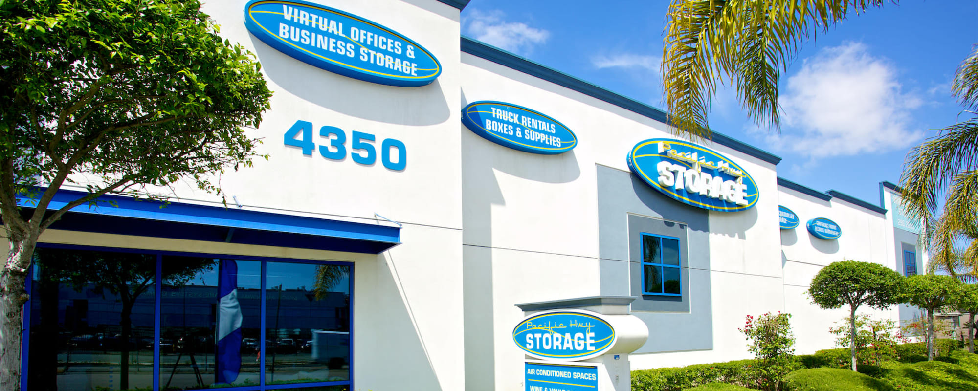 Pacific Highway Storage in San Diego, California