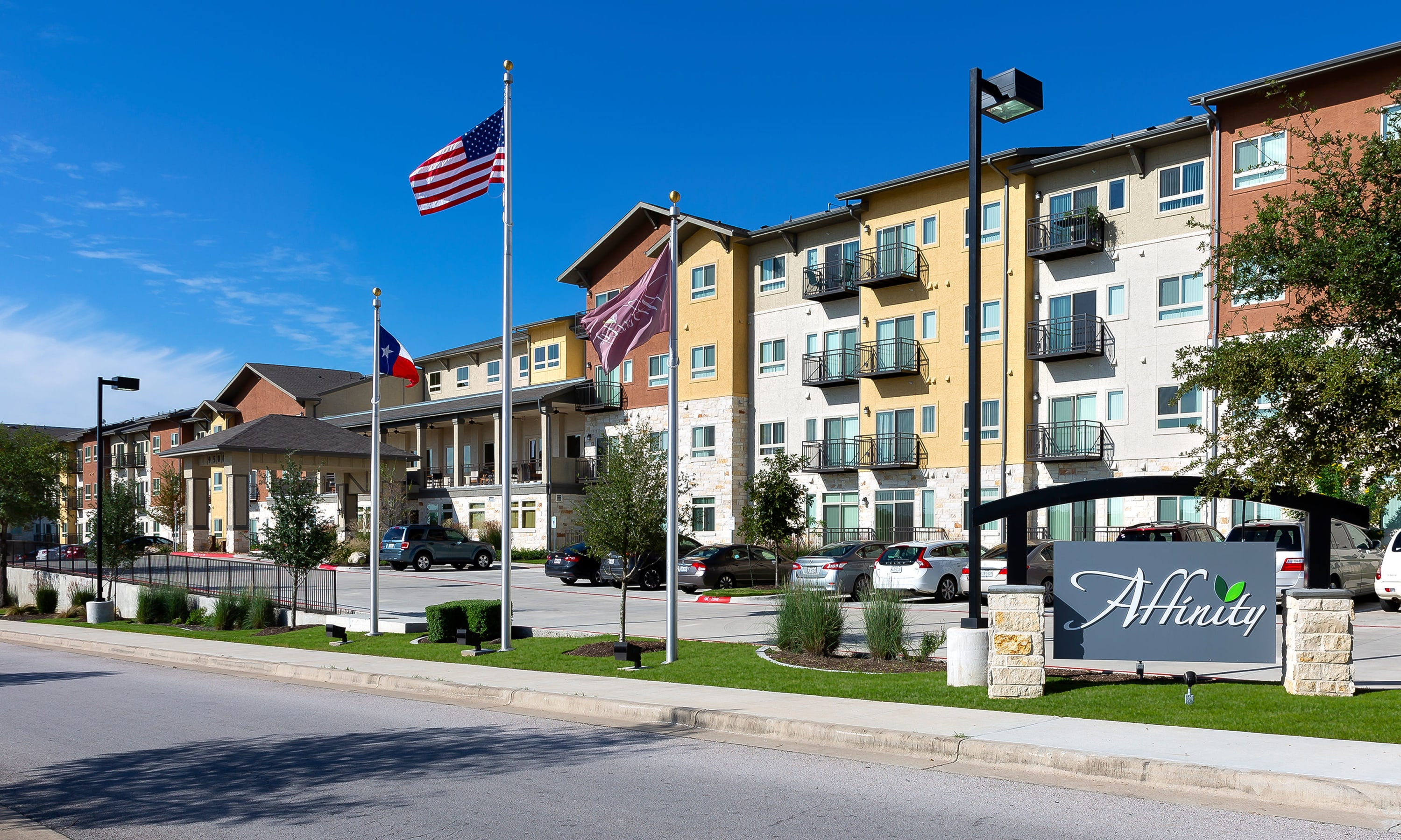 Welcome to Affinity at Southpark Meadows in Austin, TX