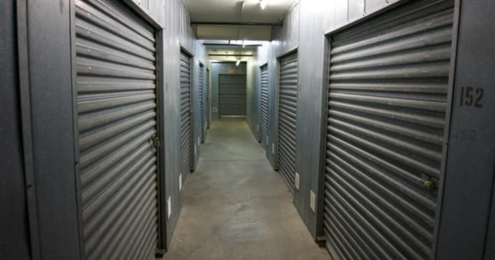 storage units at Allspace Self Storage