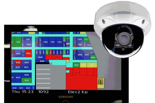 Hawai'i Self Storage has security cameras for added protection in Pearl City, Hawaii