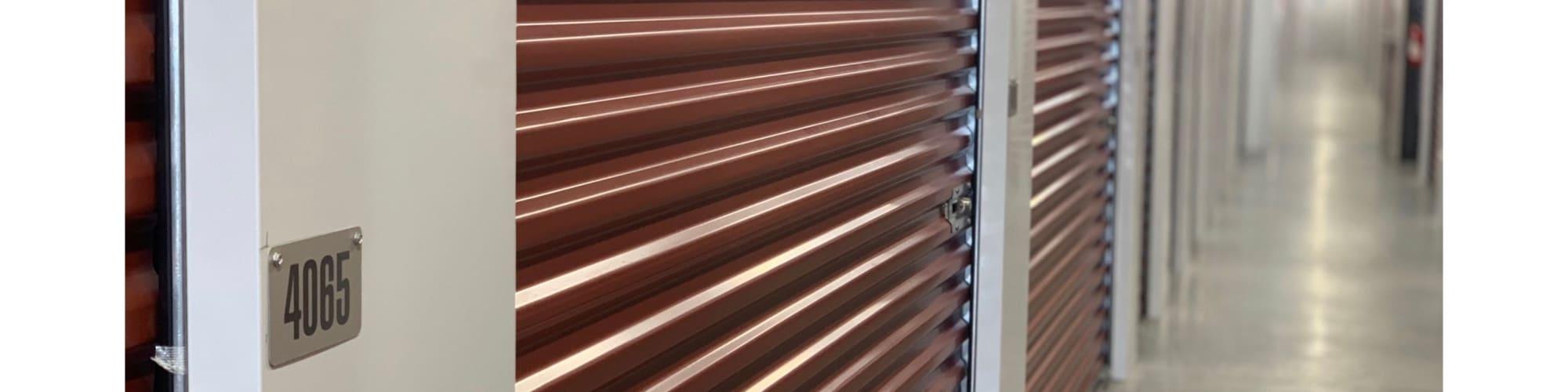 SOJO Self Storage in South Jordan, Utah has modern features