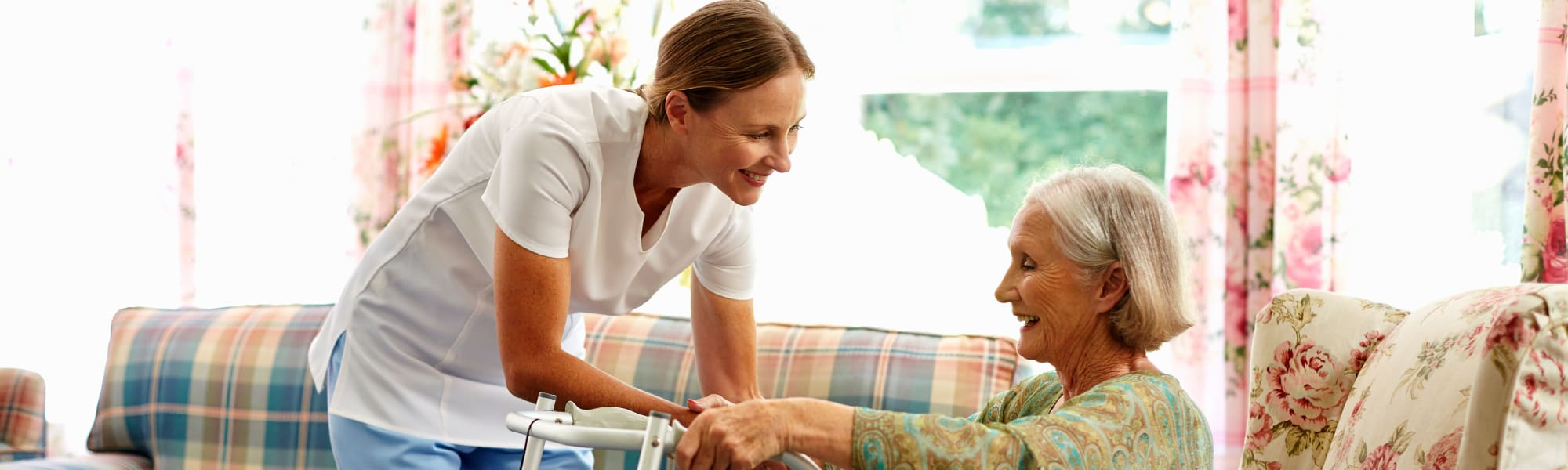 Our services at Careage Home Health in Bellevue, Washington.