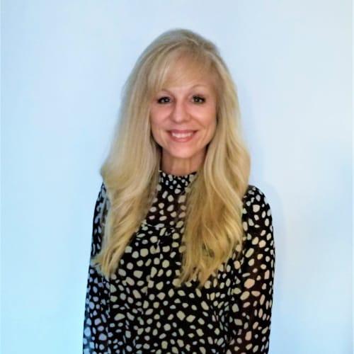 April Crumley, the Executive Director at Inspired Living in Sarasota, Florida