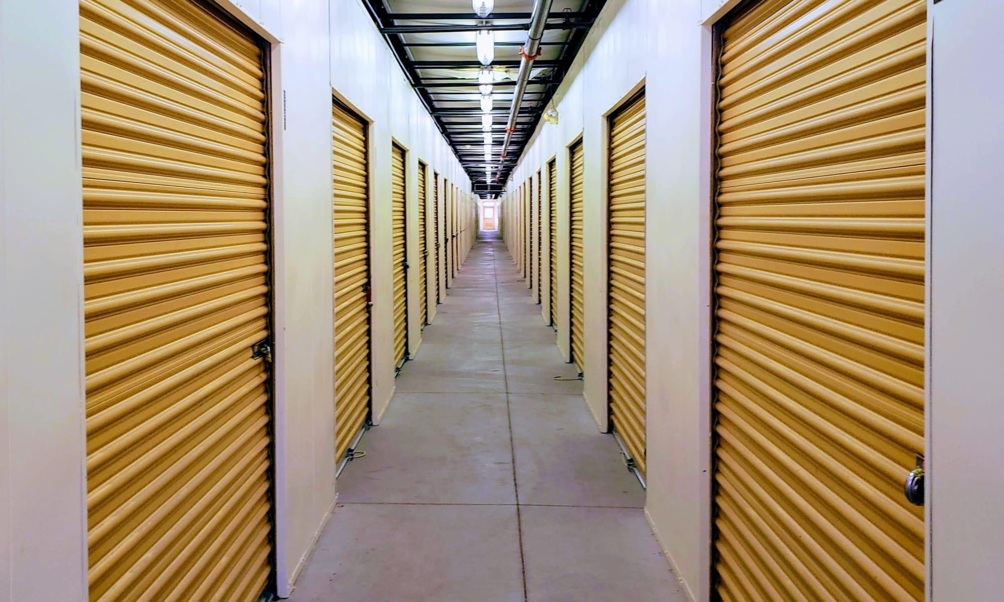 Self storage in Tucson AZ