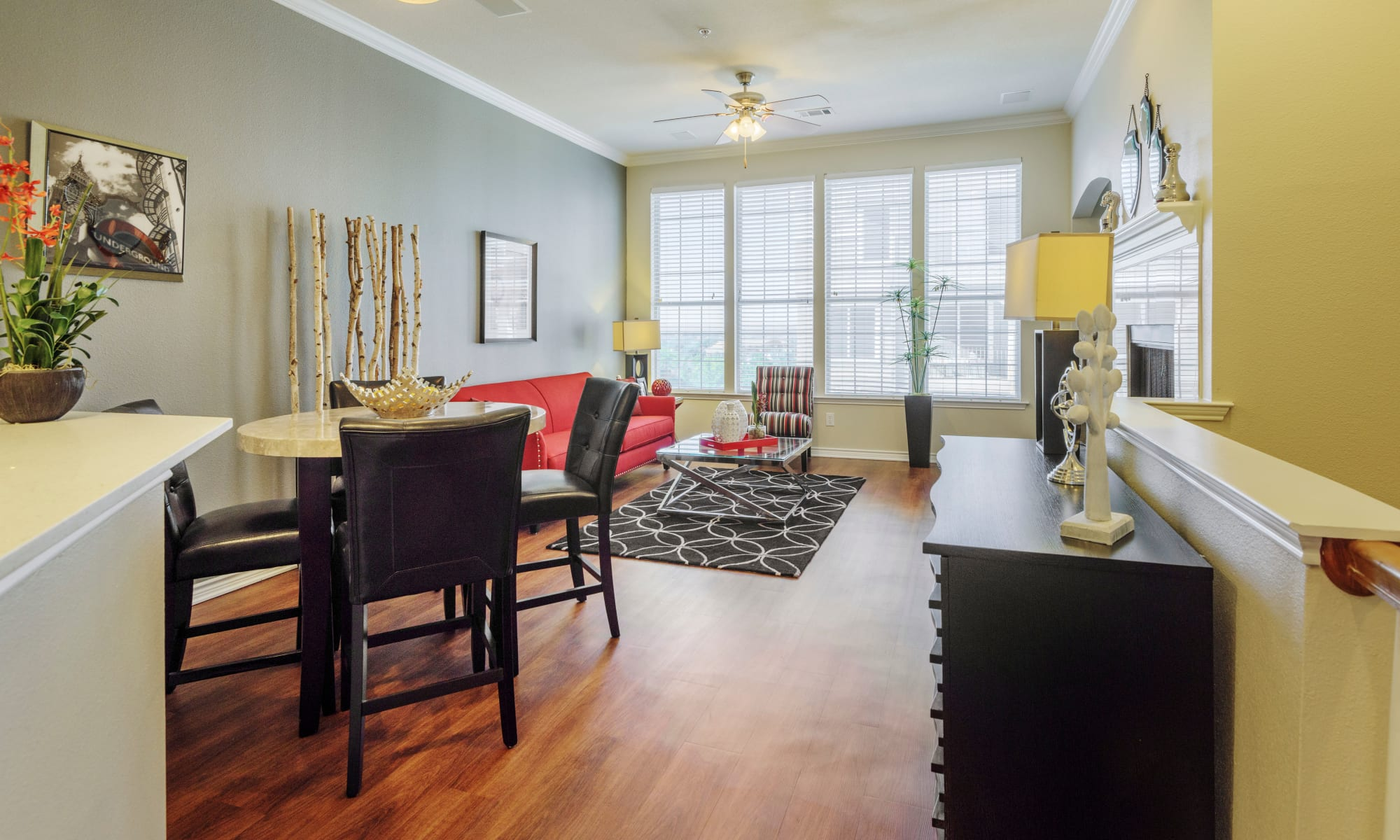 Apartments at Meritage at Steiner Ranch in Austin, Texas