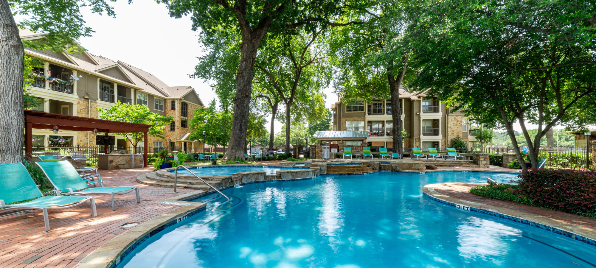 Apartments at Marquis at Bellaire Ranch in Fort Worth, Texas