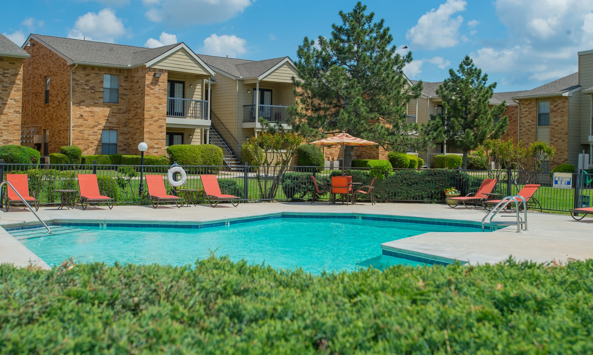 Cimarron Trails Apartments in Norman, Oklahoma