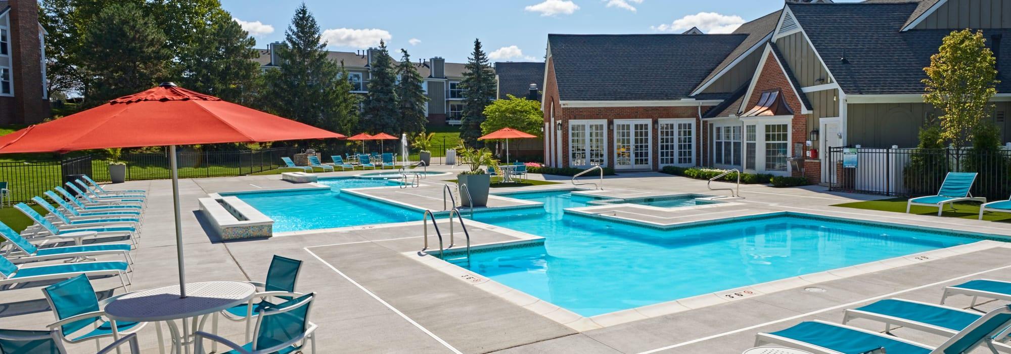 Apartments at Citation Club in Farmington/Farmington Hills, Michigan