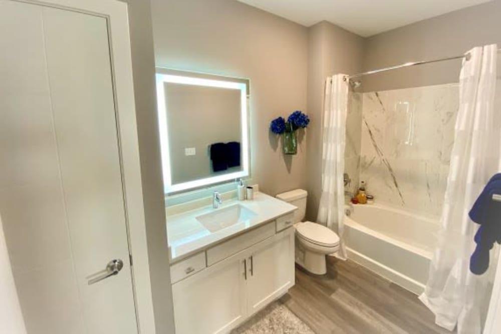Enjoy a Beautiful Bedroom at Rialto Hurstbourne