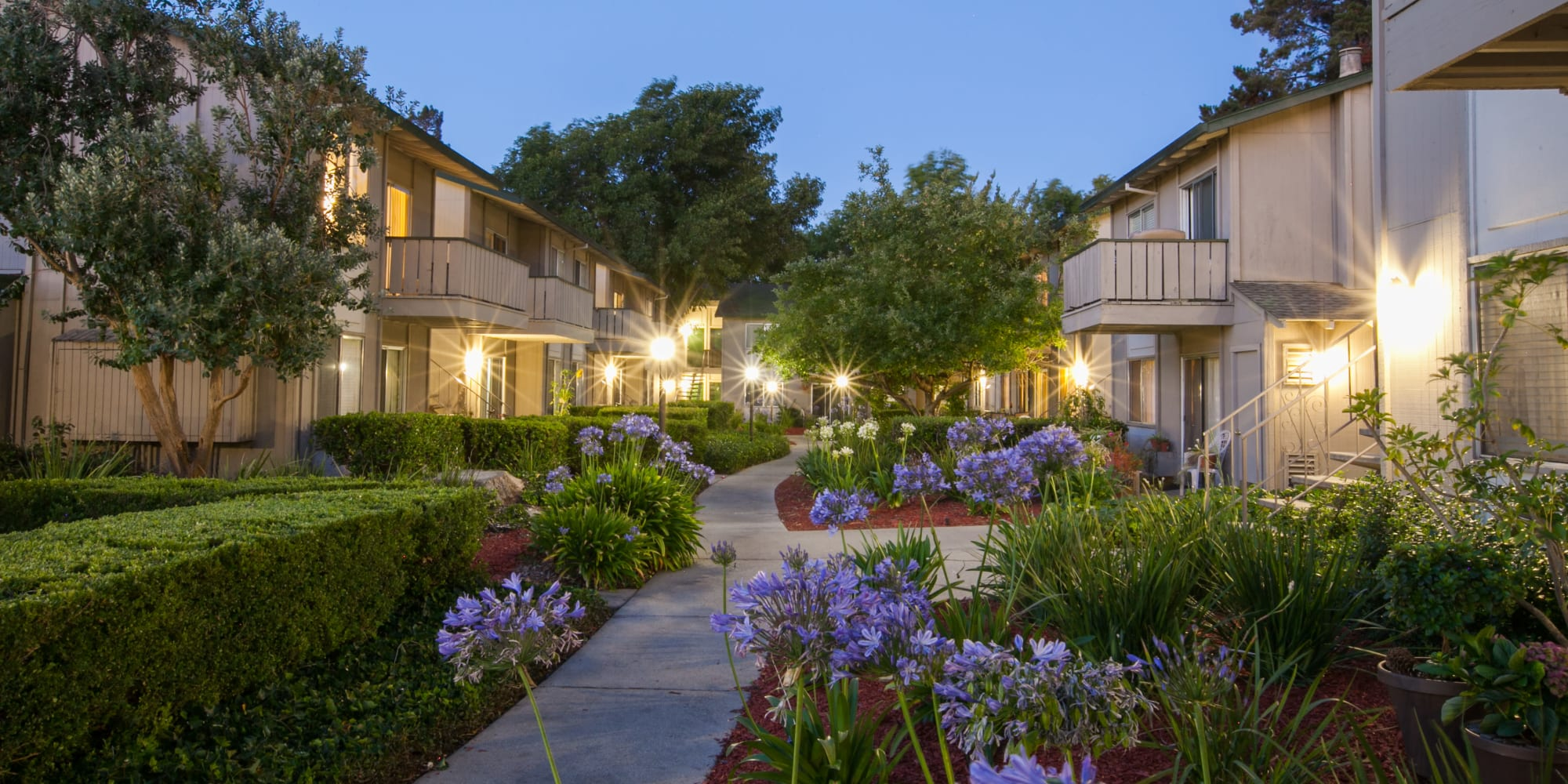 Appletree Apartments in Campbell, California