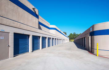 Storage units available at Silverhawk Self Storage