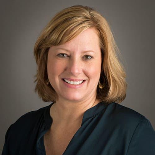 Lisa Cleland, Executive Director of The Keystones of Cedar Rapids in Cedar Rapids, Iowa